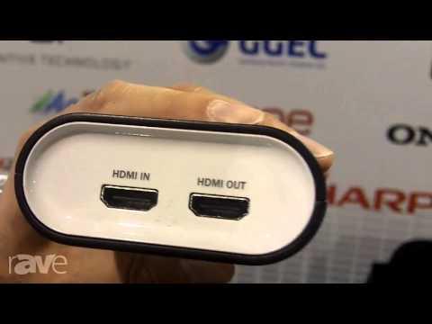 CEDIA 2013: Hansong Demos the WiSA HDMI Adaptor