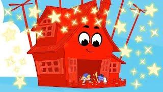 Mein magisches Haus Morphle | Kinderlieder | Karikatur für Kinder | Mila und Morphle auf Deutsch