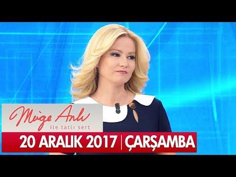 Müge Anlı ile Tatlı Sert 20 Aralık 2017 - Tek Parça