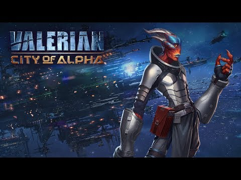 Valerian: City of Alpha APK Cover