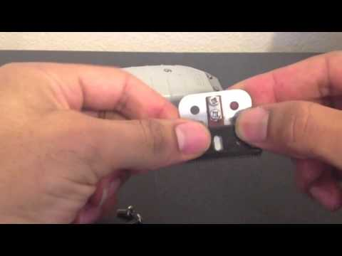 HOW TO ADJUST & APPLY YOUR ANDIS TRIMMER BLADES   CHUKATHEBARBER