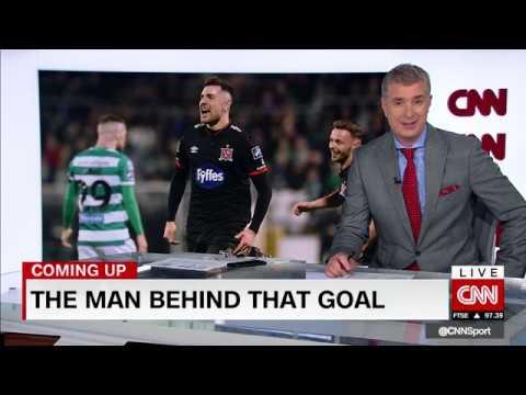 Jordan Flores | CNN World Sport Interview | March 4th 2020