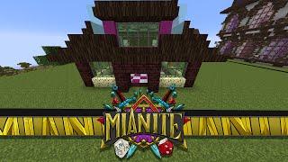 Minecraft: Mianite - The Ultimate Competition! w/ @EvanEckard ! [92]