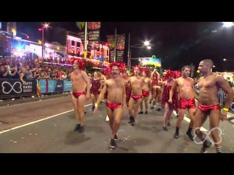 Sydney Gay and Lesbian Mardi Gras Parade 2015