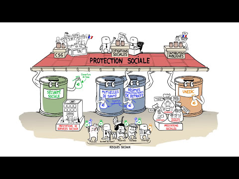 Dessine-moi l'éco : la protection sociale