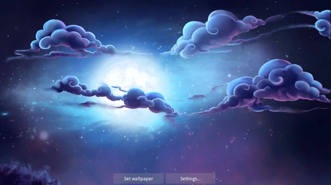 Starlight Live Wallpaper for Android Tablet - YouTube