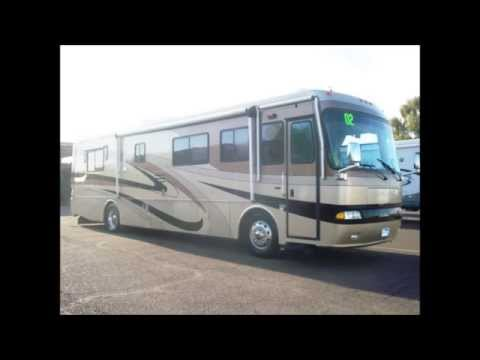 2002 Monaco Windsor Diesel Pusher | Arizona RV Consignment Specialists | Used Motorhomes