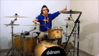 download musica Avicii - Levels - Drum Cover Rodrigo Soto