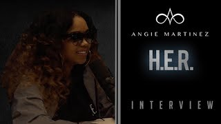 Download Lagu Why Did Singer H.E.R. Keep Her Identity Hidden? Gratis STAFABAND