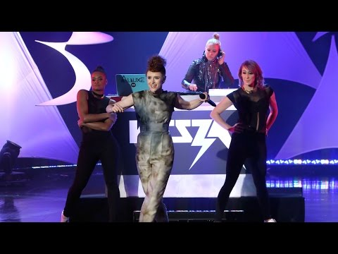 Kiesza Performs a Medley