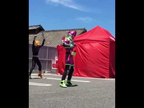 Ex-aid Dancing To Excite