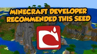 This Seed Was Recommended By A Minecraft Developer