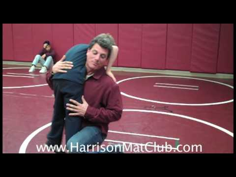 Youth Wrestling Coach Vic Arcara of Harrison Mat Club (New York) Talks take down Image 1