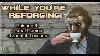 WYR Episode 6: Epic Games, Malign Portents Experience