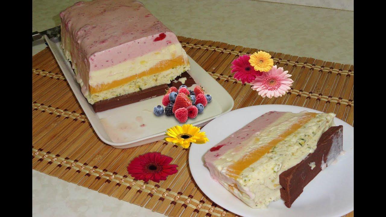 Permalink to Easy Ice Cream Cake