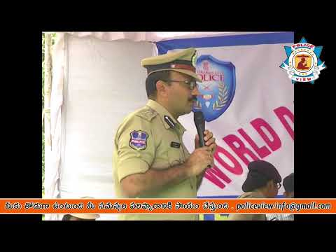 03 Awareness Rally against Child and Women Trafficking -Sri.B.Ramesh Reddy,IPS,DCP East zone_PRO HYD