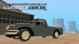 Ford Ranger XLT 1997 GTA San Andreas