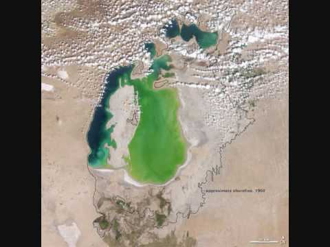 The Aral Sea story
