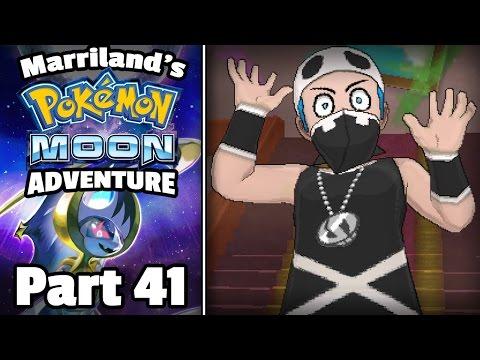 Pokémon Moon, Part 41: Shady People!