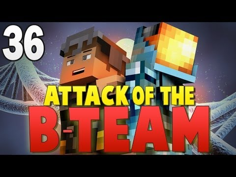 Minecraft Attack of the B-Team #36   HOW TO TELEPORT! - Minecraft Mod Pack Survival