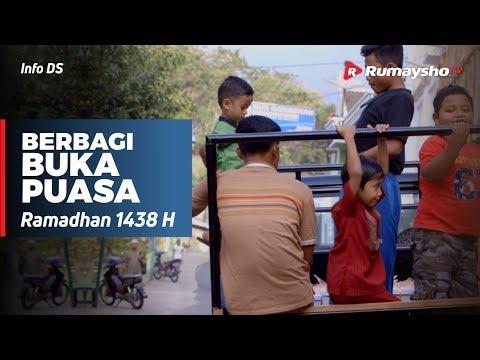 DS Info 2017 : Berbagi Buka Puasa - Ramadhan 1438 H