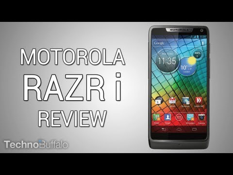 [Review] Motorola RAZR i