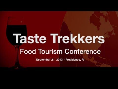Taste Trekkers Food Tourism Conference - Kickstarter Video