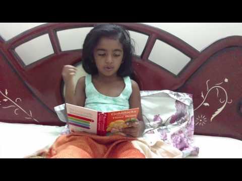 Satvi's Narration: Goldilocks and the three bears thumbnail