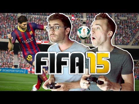 FIFA 15 : Squeezie VS Cyprien !
