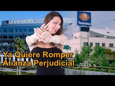 Univision Harta de Contenidos Basura de Televisa