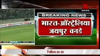 India vs Australia 2nd ODI: Rohit Sharma hits third ton
