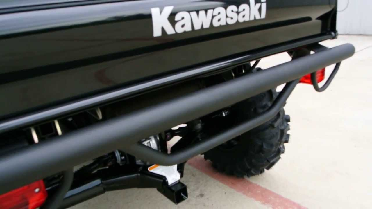 Mule 4010 Trans 4x4 With Probox Top With Guards Led