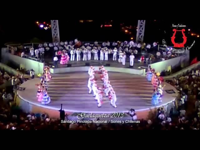 Guelaguetza 2013 Santiago Pinotepa Nacional / Sones y Chilenas