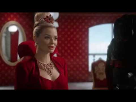 Once Upon a Time Wonderland Red Queen The Red Queen 1x07 Once Upon a