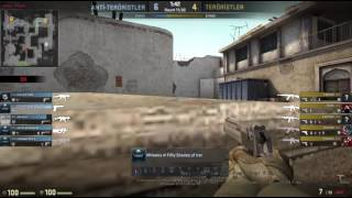Fifty Shades of Irem Dust2 Long 4 Headshot Deagle (FFako Remix İçerir)