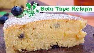 Bolu Tape Kelapa | Patiseri #030