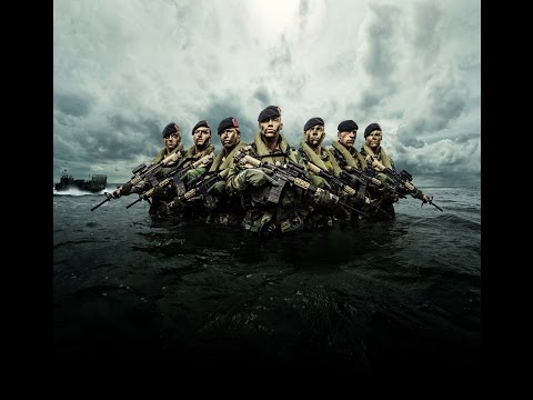Een kijkje bij het Korps Mariniers (45 min)