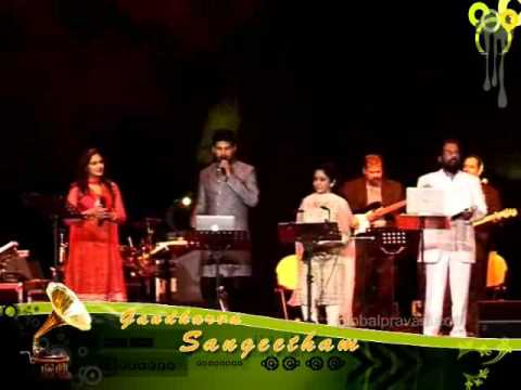Sabu Kurian - British Malayalam Award Night 2011 (gpmc) Yesudas, Sujatha, Swetha And Vijay  At Uk. video