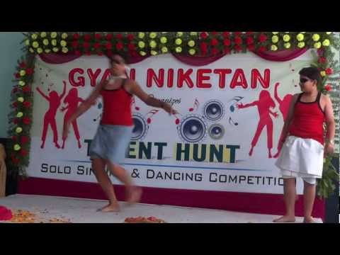 GYAN NIKETAN kanpur TALENT HUNT(naka muka)