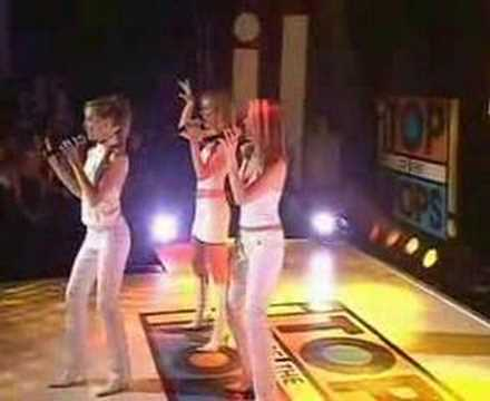 Atomic Kitten-Eternal flame TOTP 03-08-2001