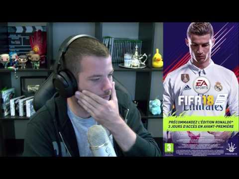 J'AI REÇU UN MAIL DE EA - FIFA18 thumbnail