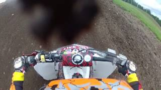 ATV Nationals Unadilla / School Boy Jr. 300 class / 1st moto 2013