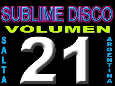 SUBLIME DISCO VOLUMEN 21