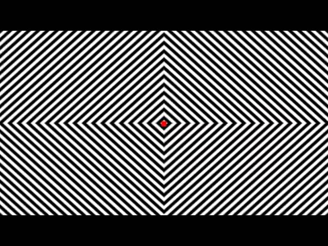 Play this video INSANE OPTICAL ILLUSION