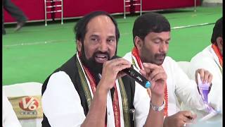MP Uttam Kumar Reddy Speaks On New Municipal Act, Slams Govt