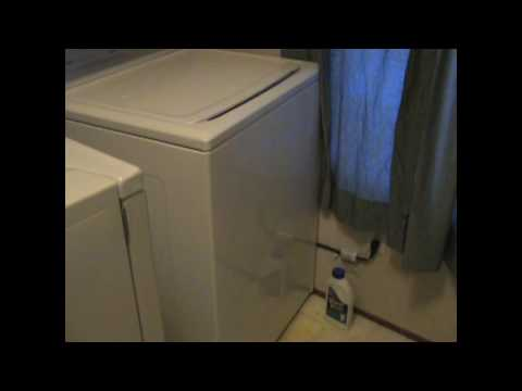 Maytag Centennial Washer Washing Machine Blues