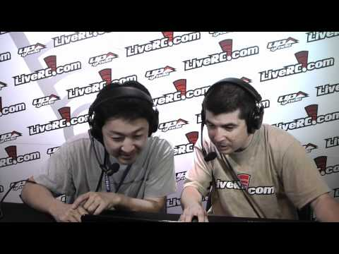 2011 IFMAR 1/8th On-Road Worlds: Masami Hirosaka Interview