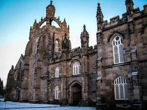Aberdeen law university
