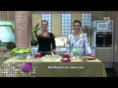 Você Bonita - Antibióticos naturais (04/04/14)