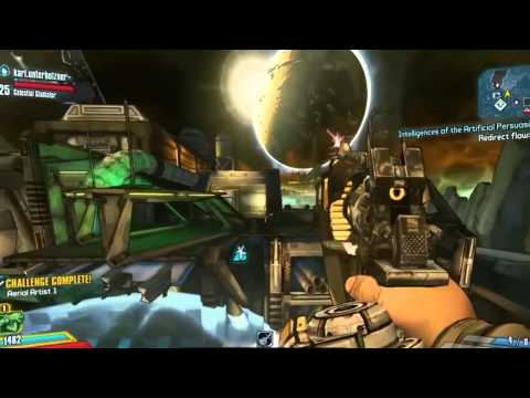 Borderlands: The Pre-Sequel Interview E3 2014